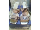 ` NAPOLEONI`zmijske sandale sa petom od `slonovače`