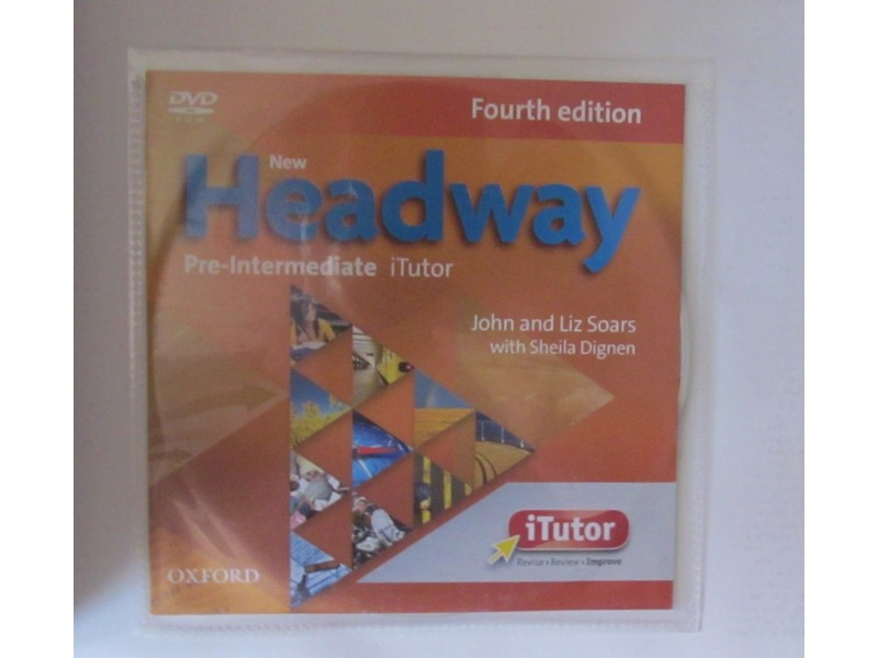 -NEW HEADWAY + CD