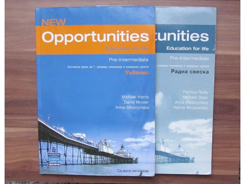 -NEW OPPORTUNITIES