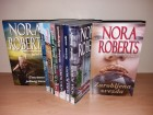 NORA ROBERTS - komplet 8 knjiga