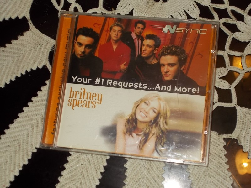 *NSYNC, Britney Spears - Your #1 Requests...And More!
