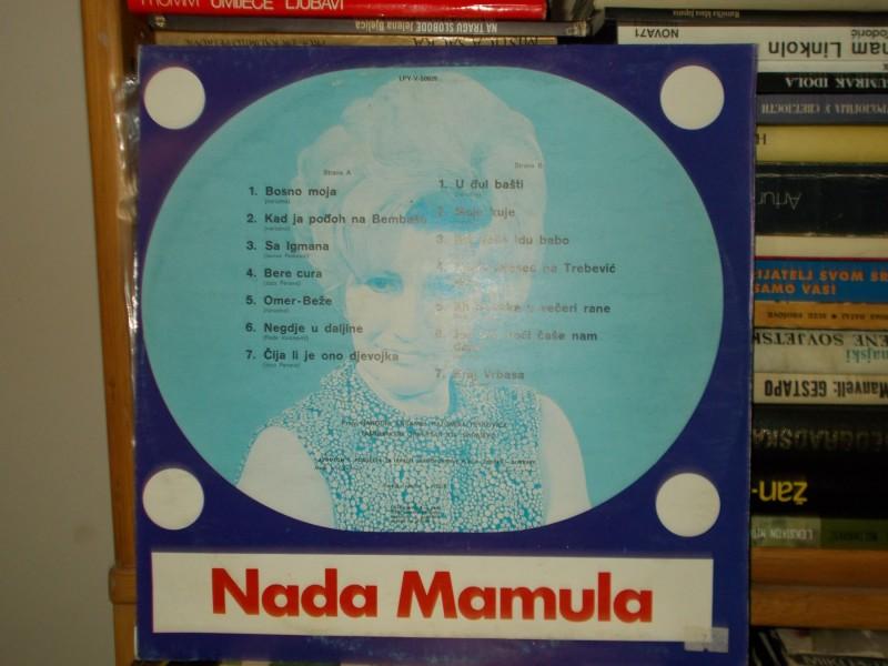 Nada Mamula – Nada Mamula
