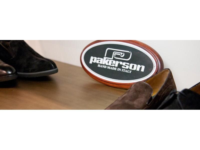 `PAKERSON` ITALIJANSKE KOŽNE ČIZME - vel. 37 / 38
