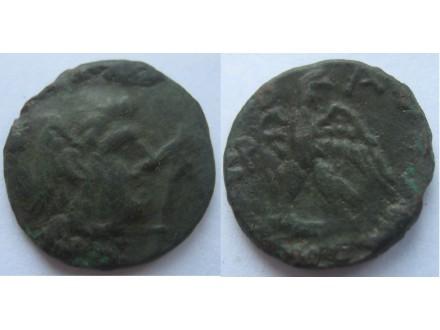 PERSEUS king of Macedonia 179BC - Eagle