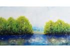 `Plava reka` 25x14cm