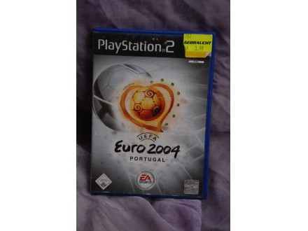 PlayStation2   EURO   2004 PORTUGAL