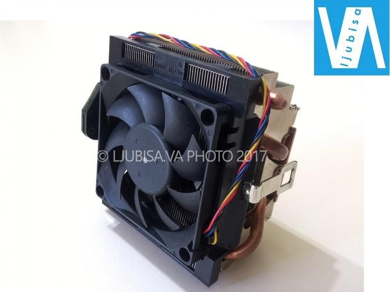 [R] CPU Kuler Za AMD Dual Ball Bearings Cooler Master