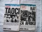 `Rat za Afriku` - `Taoci` - Ninove sveske