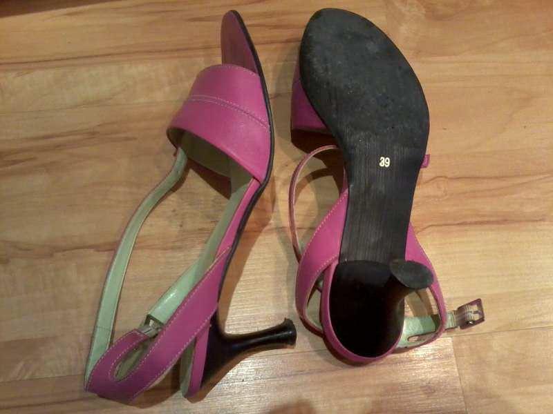 Roze sandale br.39 - Gianna Gita