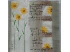 *S087--Salveta , prolećno cveće/kom