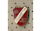 `SD Jedinstvo Novi Bečej` (emajlirana)