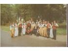 SRBIJA / Vranje - folklorni ansambl `Sevdah`