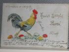 SREĆAN USKRS-HAPPY EASTER-1909.g. -(VIII-09)