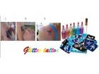 Šabloni za Body Tattoo - glitter tattoo