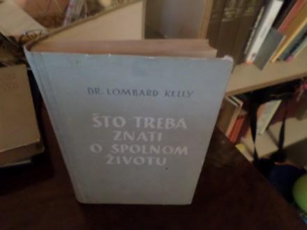 Što treba znati o spolonom životu - Dr Lombard Kelly