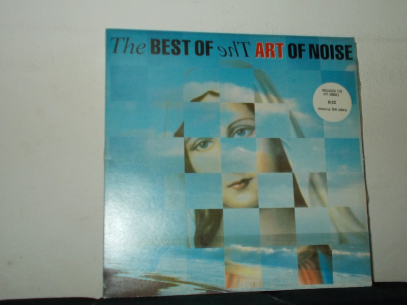 The Art Of Noise ‎– The Best Of The Art Of Noise