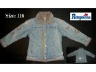 *Topla,postavljena jakna