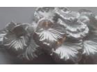 *U051---.Latice ruže, srebrne/100kom