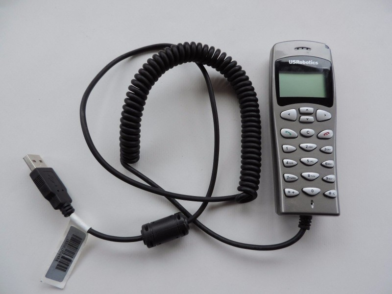 ! USB Internet Phone - 9600 model:USR9600