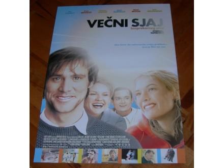 Večni sjaj besprekornog uma, filmski plakat