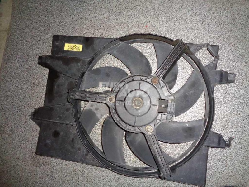 Ventilator hladnjaka motora Ford Fiesta V  1.6