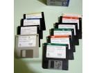Windows 1.0 +MS DOS 6.0  1,44MB flopi retro