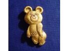 ! bedž ili broš, Olimpijski Medved Miša