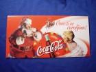 ! čestitka Coca Cola 1998, Osveži se čarolijom