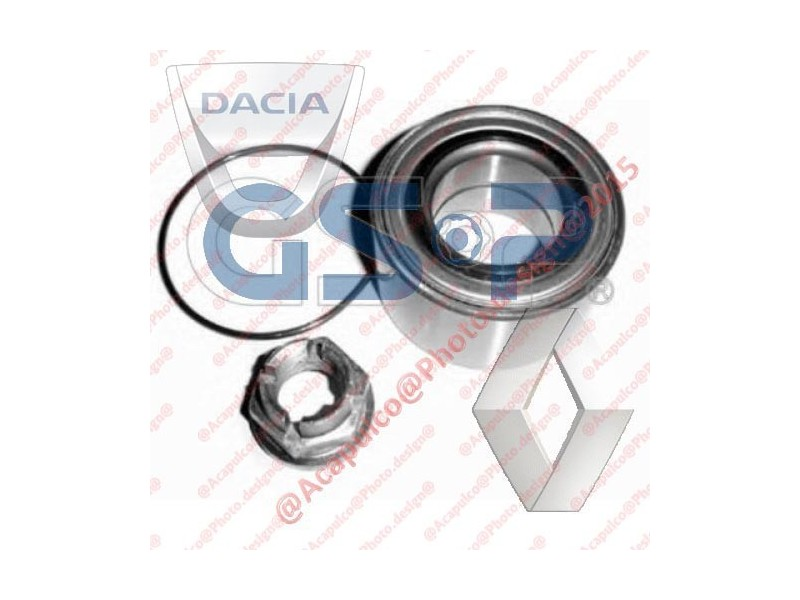 (d) Lezaj tocka pred. Dacia 37x72x37