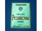 ! etiketa Pelinkovac Gorki