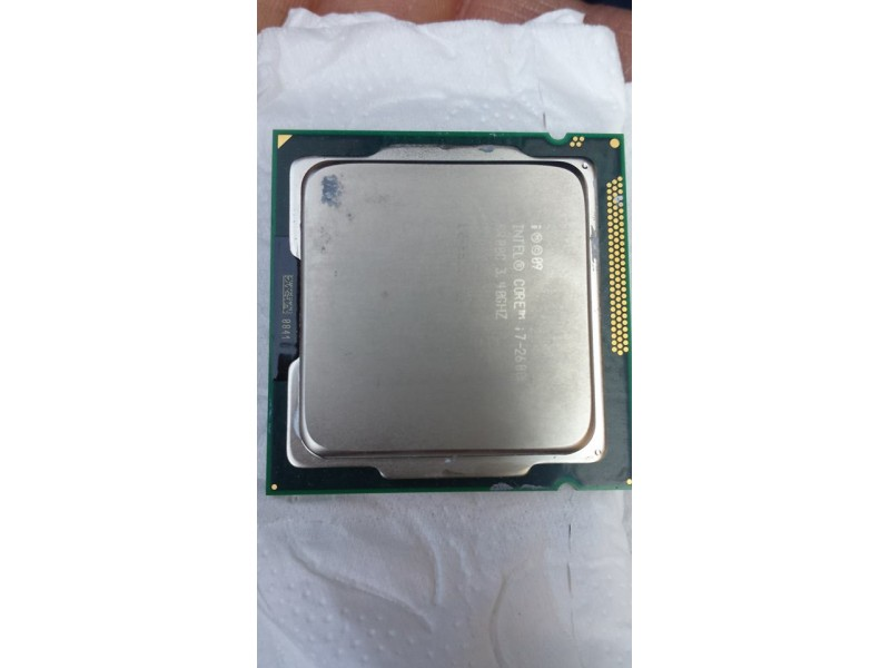 intel i7 2600 socket lga 1155