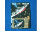 ! kalendarčić 1982, Ei Niš, TV color 6640 TM