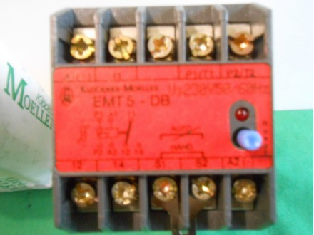 relej za zaštitu motora KLOCKNER MOELLER EMT5 RB-2A230