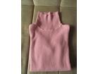 roza džemper rolka