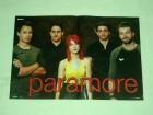 00 poster, Paramore, Hannah Montana