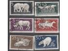 01006 ddr zigosana serija 1956 god fauna