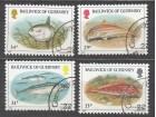 01061 vel  brit -guernsey zig marke 1985 g fauna ribe
