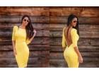 02) Sexy haljinica u vise boja