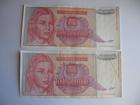 1.000.000.000 dinara 1993. (2 komada)