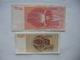 1.000 dinara 1992. i 10.000 dinara 1992. (2 komada) slika 2