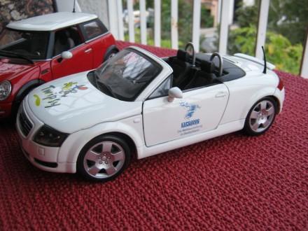 1/18 Audi TT, Revell