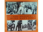10,000 Maniacs ‎– Blind Man`s Zoo, LP