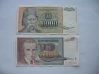 10.000 i 5.000.000 dinara 1993. (2 komada)