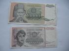 10.000 i 500.000.000 dinara 1993. 2 (dva komada)