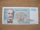 10 dinara  1994.   UNC