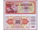 100 DINARA 1965 UNC