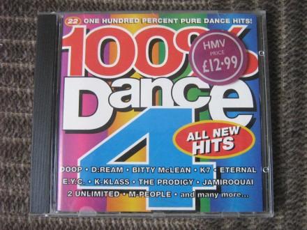 100% Dance 4 (Various Artists)