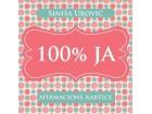 100% JA - afirmacione kartice sa kutijom - Siniša Ubović