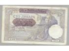 100 dinara 1941 VF
