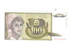 100 dinara,SFRJ,1991,unc.